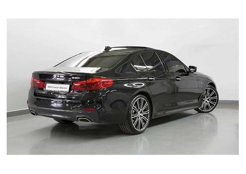 BMW 5 SERIES 540i M Sport(REF NO. 13034)