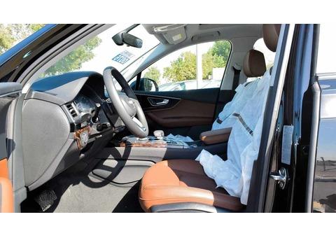 FOR EXPORT: AUDI Q7 TFSI quattro- 2018- 2.0L TURBO - 7 seater - ZERO km