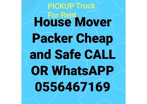 House Mover Packer Cheap and Safe 0505216169