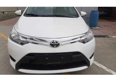 Toyota Yaris Sport Khaleeflash Avenue 40KM Price 25500 Exemptable Installme