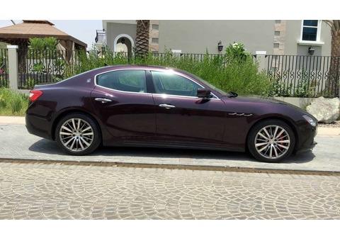 2014 Maserati Ghibli S 3.0L V6