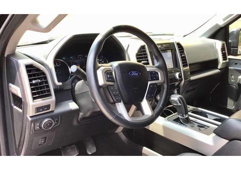 2017 Ford F150 Lariat V8