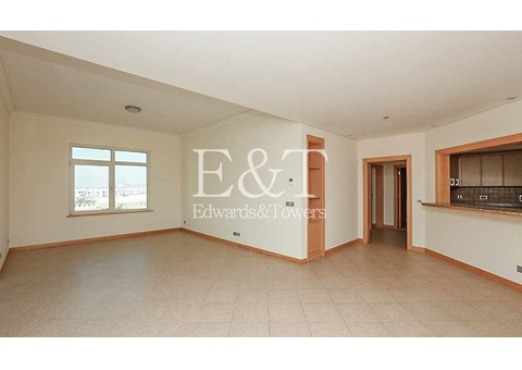 3BR Unfurnished A Type | Sea Views | RHS, PJ