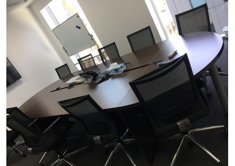 SALE! large board meeting room tables for office