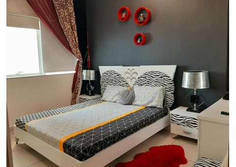 Fully furnished private bedroom available for rent in marina