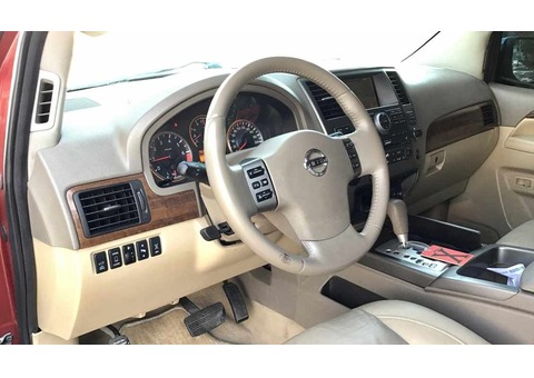 2008 Nissan Armada LE 5.0L V8