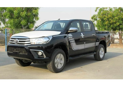 2019 TOYOTA HILUX GLX (SR5) - DIESEL - DOUBLE CABIN- FOR EXPORT