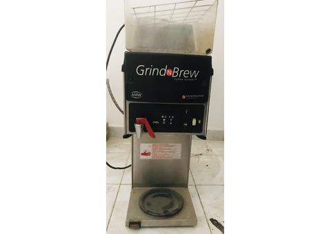 Espresso Grind n Brew