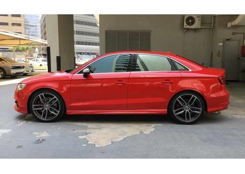 2016 Audi S3 2.0TC