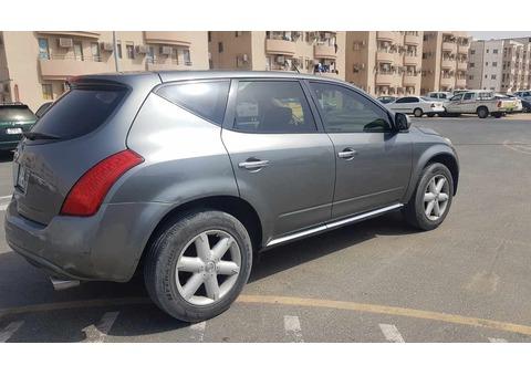 Nissan Murano 2008 Model V6 3.5 Liter For Sale