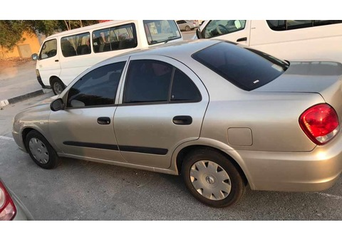 Nissan sunny model 2011 With one Year Registration(Mulkia)
