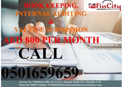 **0501659659**FTA QUARTERLY VAT FILING & SUBMISSIONS DUBAI SHJ AJMAN UAQ RAK