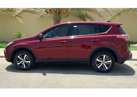 2018 Toyota RAV 4 EX