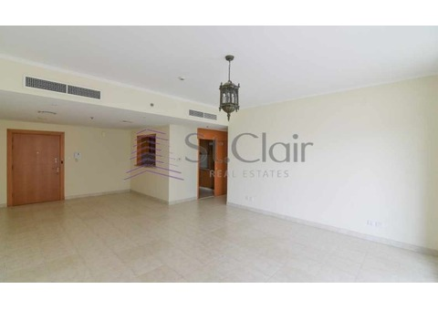 Well-Maintained 3BR w/ Balcony | Full Golf View
