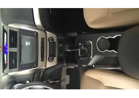 2015 Geely Emgrand X7