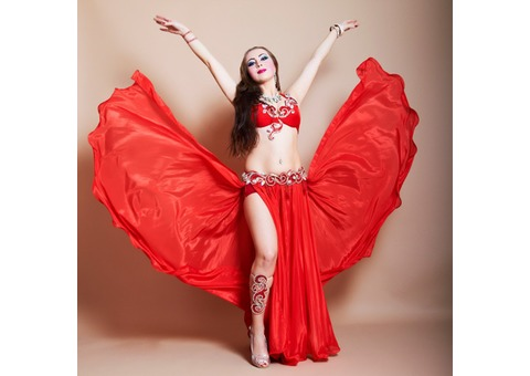 Belly Dancer & Tanoura Dancer for Events in Dubai!