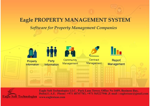 Property Management Software for Commercial/Residential Properties