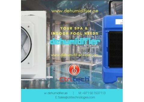 Dehumidifier for swimming pool. Swimming pool Dehumidifier.