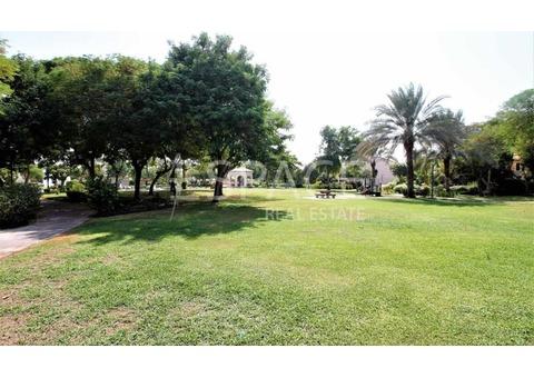 Backs Main Park | Central Area | Vacant