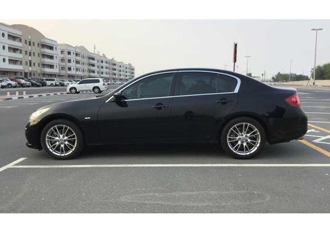 2013 Infiniti G25 2.5L V6