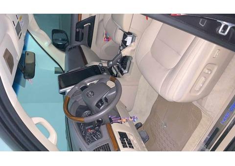 Land Cruiser GXR V6 2018