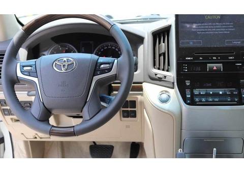 2019 TOYOTA LAND CRUISER 4.6 L GXR GT-II V8 TRD 20'' PACK FOR EXPORT
