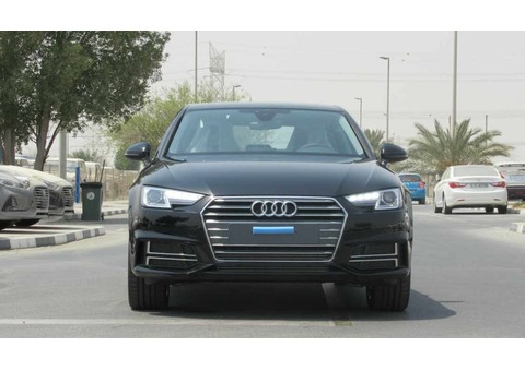 Price Offered: For Export - AUDI A4 2.0L Turbo- 2018 (S-Line) - zero km