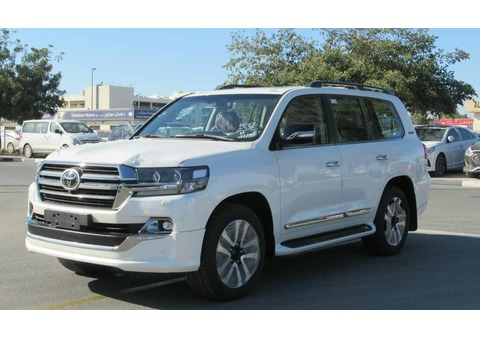 2019 TOYOTA LAND CRUISER Executive Lounge 4.5L DIESEL - V8 - FULL OPTION