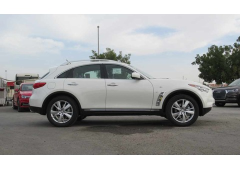 Big Offer - QX70 - 2019 - Dealer Warranty