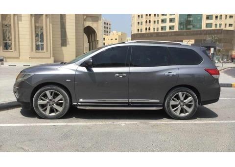 2017 Nissan Pathfinder SV 3.5L
