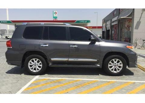 2015 Toyota Land Cruiser 4.0L GXR