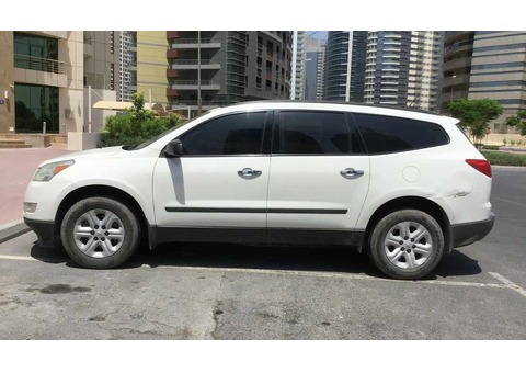 2010 Chevrolet Traverse LS 3.6L