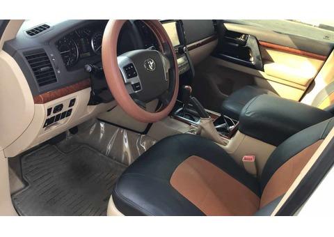 2015 Toyota Land Cruiser 4.0L V6