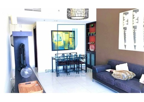Exclusive 1BR Apartment | Spacious & Fully-Furnished
