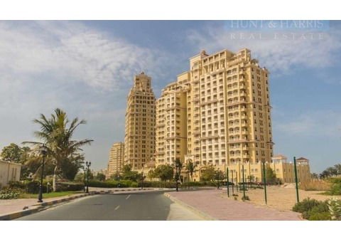 Panoramic Sea View - 12 Cheques Payment - Available Now