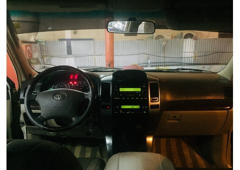 Toyota Land Cruiser Prado V6  Model 2005, Price 35000 AED