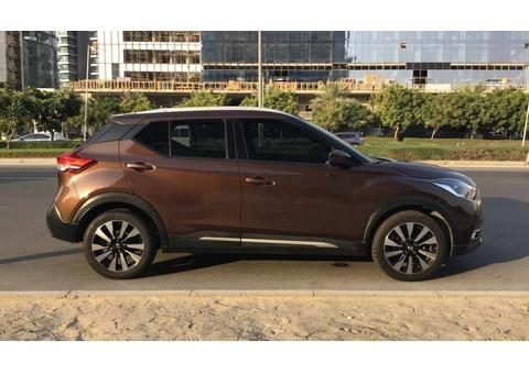 2017 Nissan Kicks 1.6L