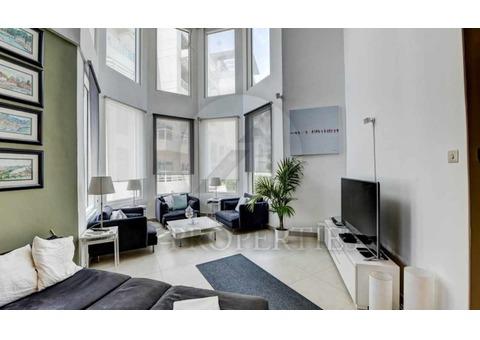 Duplex 3BR plus Maid Ground Floor Park View
