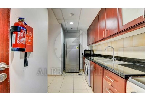 2 BR Fully Furnished Shams 4 Community View