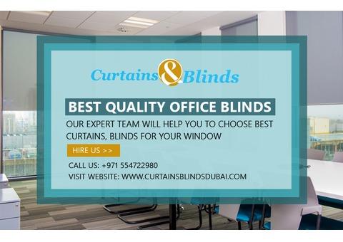 Office Blinds Dubai | Curtains Blinds Dubai