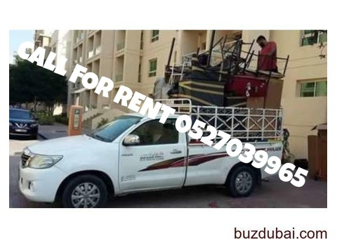 Pick Up Truck For Rent In Dubai_0527039965