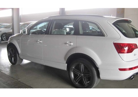 Well Maintained 2013 Audi Q7