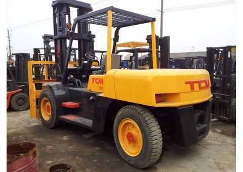 10 ton forklift rental