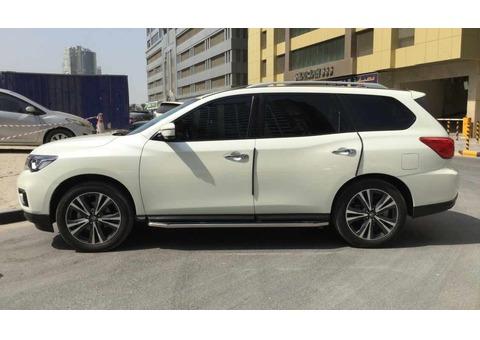 2018 Nissan Pathfinder SL. 3.5L