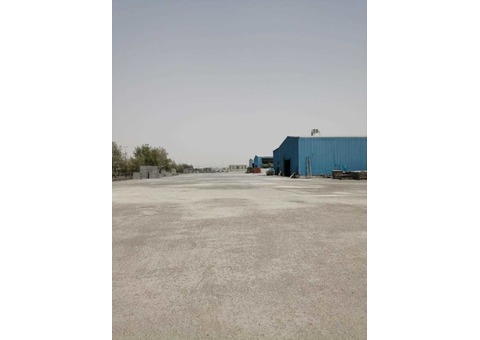 22,000Sqm Land included warehouse and offices for sale