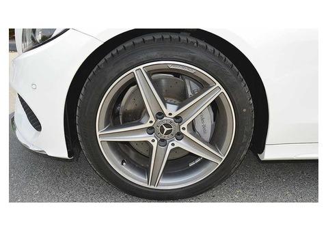 2018 Mercedes-Benz C 250 AMG 2.0L, 4-cyl, 0km