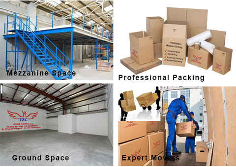 Small Warehouse for Rent