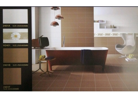 Ceramic Tiles and Sanitary wholesale