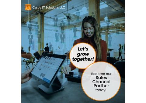 POS Systems Sales Partner | In Sharjah, Abu Dhabi, Ajman | RAK, Fujairah & Umm Al Quwain