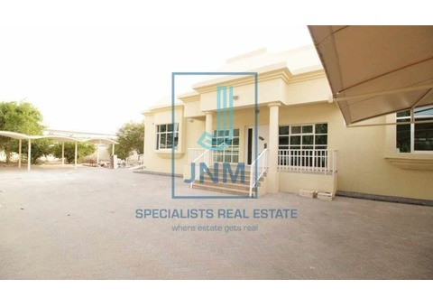 Fully Renovated Villa for Consulate Office Use